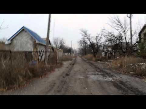 Battle in Pisky, Donetsk - 24/11/2015