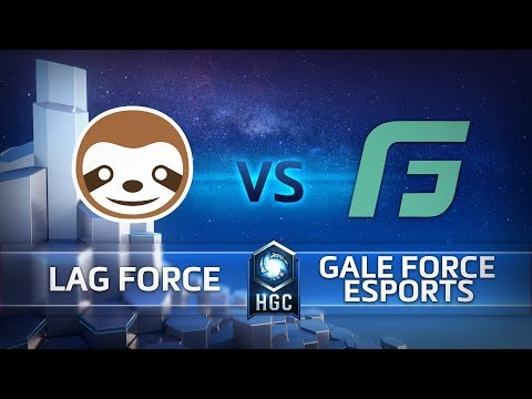 HGC NA - Phase 2 Part 2 - Game 5 - Lag Force v Galeforce eSports