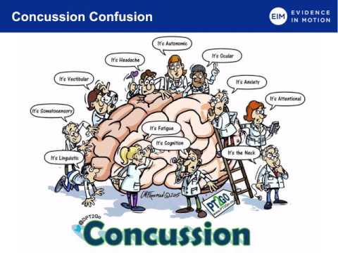 Concussion Management  Webinar by Program Director Dr. Jessica Schwartz PT, DPT, CSCS