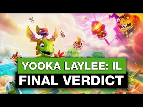Yooka-Laylee And The Impossible Lair: A Challenging Adventure (Review)   Gaming Instincts