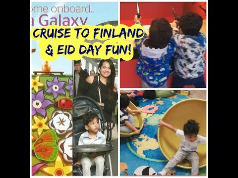 CRUISE trip in STOCKHOLM & GIVEAWAY