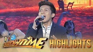 It's Showtime: Jovit, pinakilig ang madlang people sa kanta niyang Honey My Love So Sweet