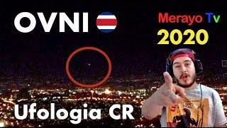 OVNI captado en celebracion del año nuevo 2020! Costa Rica