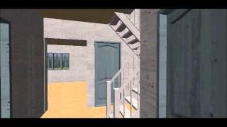 видео Баня из бруса с мансардой - Москва -