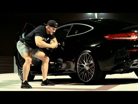 HIS BRAND NEW CAR REVEAL!