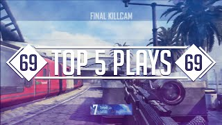 FaZe Rain - Top 5 Plays - Week 69 Powered by @ScufGaming