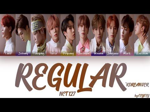NCT 127 (엔시티 127) - 'Regular (Korean Ver.)'  [HAN|ROM|TÜRKÇE ALTYAZILI]