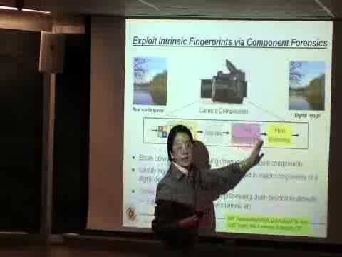Min Wu (University of Maryland) -