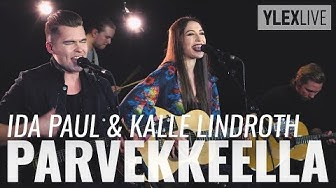 Ida Paul & Kalle Lindroth - Parvekkeella (YleX Live)