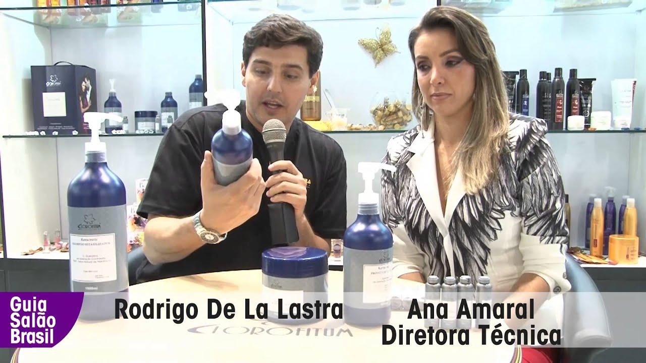 Clorofitum Profissional na Hair Brasil 2014