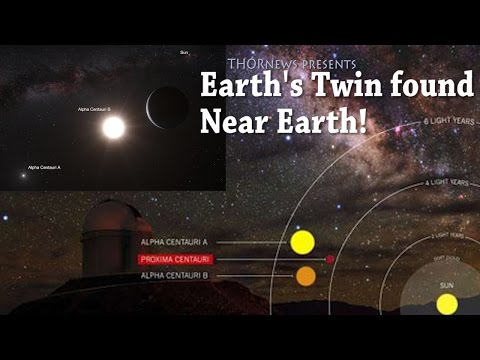 Twin Earth discovered Near our Solar System!