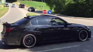 BMW M5 V10 Hamann Powerslide