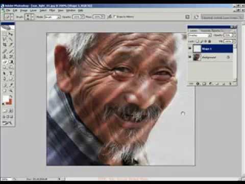 Xu ly anh nang cao 6 HocPhotoshop.Com Tao bong ram