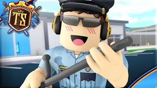 THE NEWEST POLICEMAN IN PRISON LIFE! -Prison Life | Danish Roblox