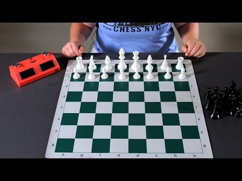 How to Set Up the Board   Chess