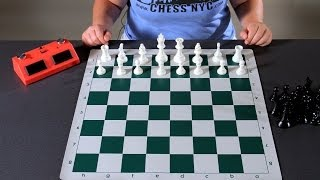 How to Set Up the Board | Chess