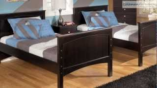 Embrace Youth Bunk Bedroom Collection From Signature Design By Ashley.asf