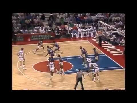 Isiah Thomas - Game 1 1989 NBA Finals (24 Pts. & 9 Ast. in 3 Quarters)