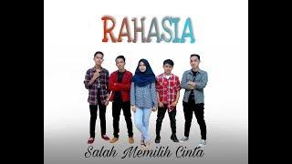 #MusikIndonesia                               RAHASIA BAND - SALAH MEMILIH CINTA band Kendari-Unaaha