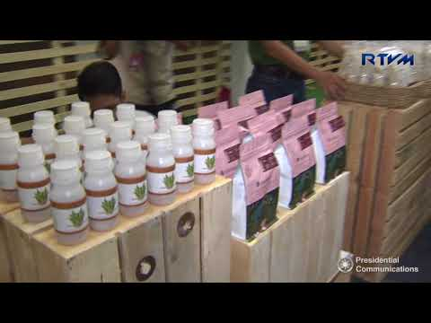 Opening of ONE Mindanao: Organic and Natural Expo 3/17/2018