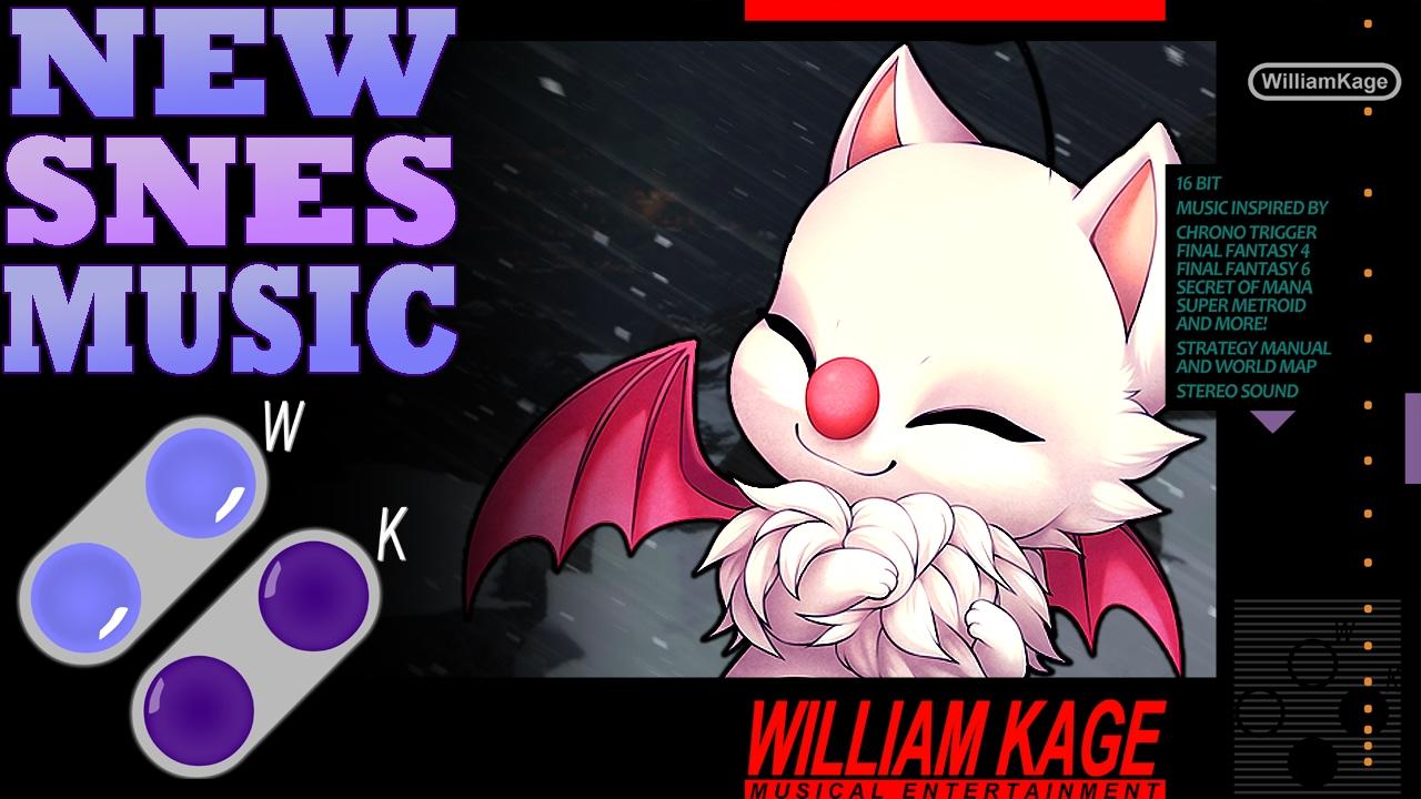 William Kage Molulus Theme New SNES Music Final Fantasy 6
