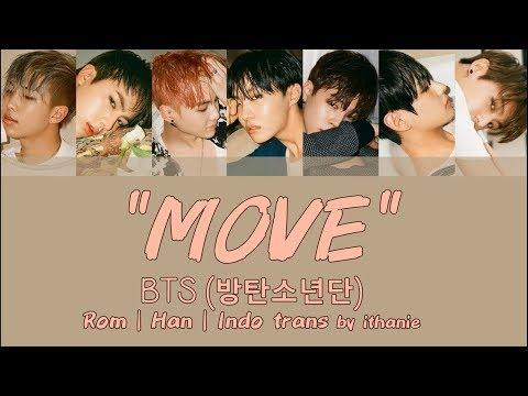 [SUB INDO] BTS (방탄소년단) - MOVE [Rom | Han | Indo]