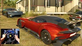 Forza Horizon 3 GoPro Online Aston Martin Vulcan (SmokingTires DLC)(Buy SLAP Merch HERE! http://theslaptrain.fanfiber.com/en#products G2A.com Discount https://www.g2a.com/r/slaptrain Use Code SLAP for 3% off! Get Your ..., 2016-10-07T20:00:02.000Z)