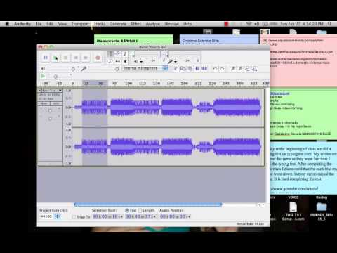 How to Use Audacity to Edit Music