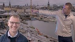 Jespers Learning Tour - The Slussen project (Stockholm)