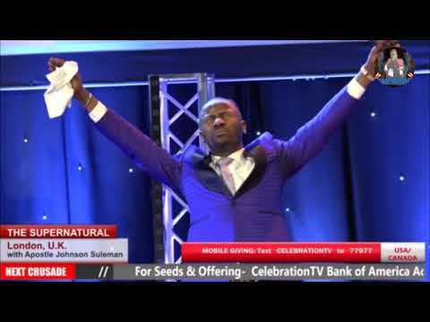 Apostle Johnson Suleman Prayer Points in May (Part 1) | Son Of The Prophet