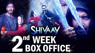 Ajay Devgn's Shivaay - 2nd Week Box Office Collection - Stronger Hold