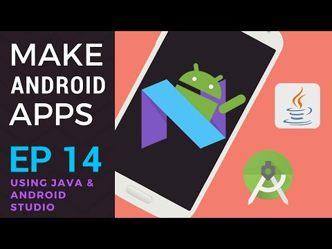 How To Make An Android App - Ep 14 - How To Generate Random Numbers In Java