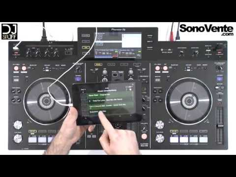 Demo Pioneer XDJ-RX