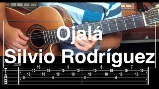Cómo tocar Ojalá de Silvio Rodríguez | Guitarra