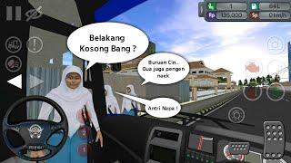 KEREN,, NUANSA INDONESIA !! / Bus Simulator Indonesia Android Gameplay