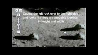 Apollo 11 Genuine footage showing strange objects