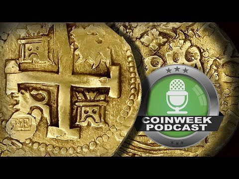 CoinWeek Podcast #95: Collecting Shipwreck Treasure with Daniel Frank Sedwick - Audio