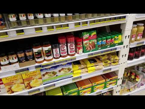 BONUS Cheap Supermarket - VIDEO TOUR (Reykjavik, Iceland)