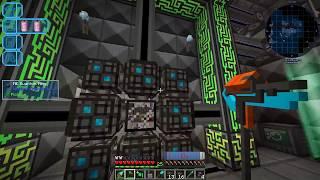 Minecraft 1.10.2 Sezon 7 AOE #89 - AE na stacji oraz DeepResonance