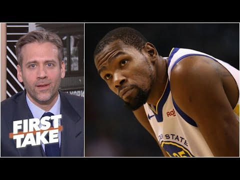 Not signing Kevin Durant would be a complete failure for the Knicks - Max Kellerman | First Take