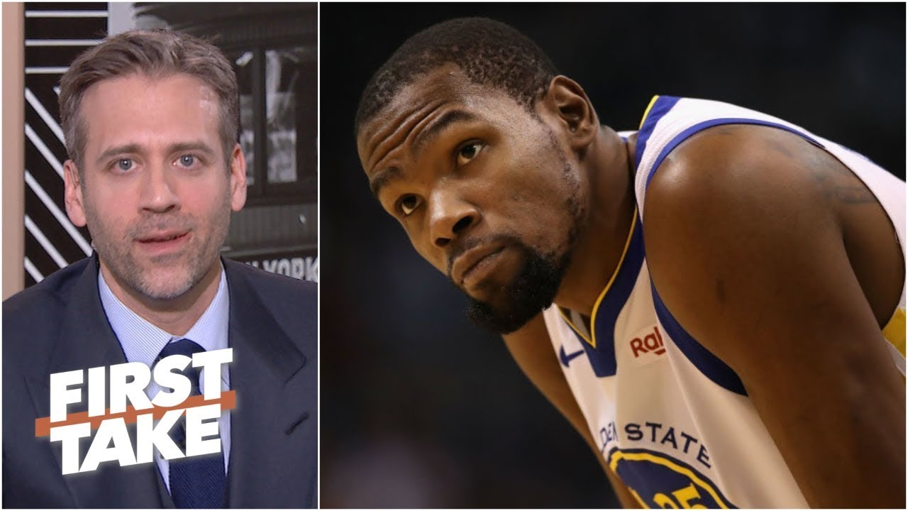 5e4037e51 Not signing Kevin Durant would be a complete failure for the Knicks - Max  Kellerman