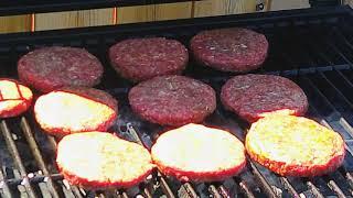 Arepa burger| hamburguesa con Arepa|En la olla cocina criolla 2020