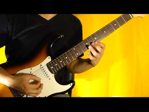 Clases de guitarra /  Guitar lessons : Sweep picking basico / Basic sweep picking Videos De Viajes