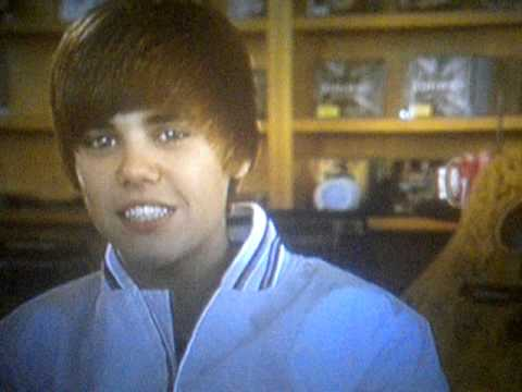 "Justin Bieber on ""Australia's Funniest Home Videos"""
