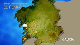 Consulta la predicción meteorológica para este jueves