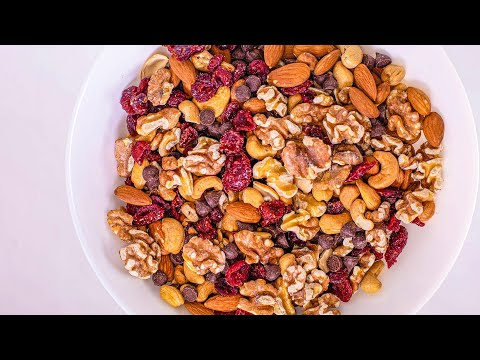 9 Exotic Twists on Trail Mix