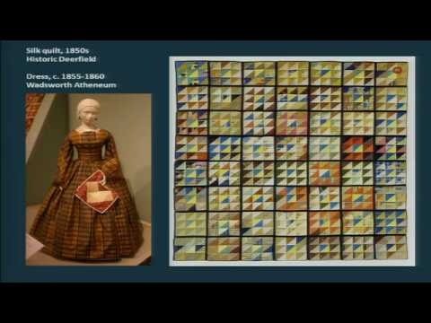"""Intertwined Threads: Quilts and Costume"" by Lynne Bassett"