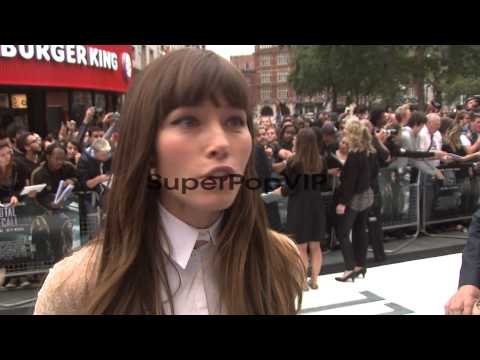 INTERVIEW: Jessica Biel on the differences from the origi...