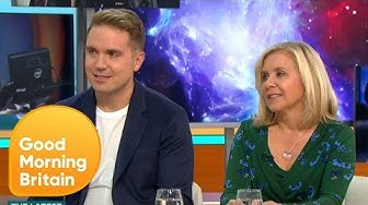 Stephen Hawking's Children Discuss Continuing His Legacy | Good Morning Britain