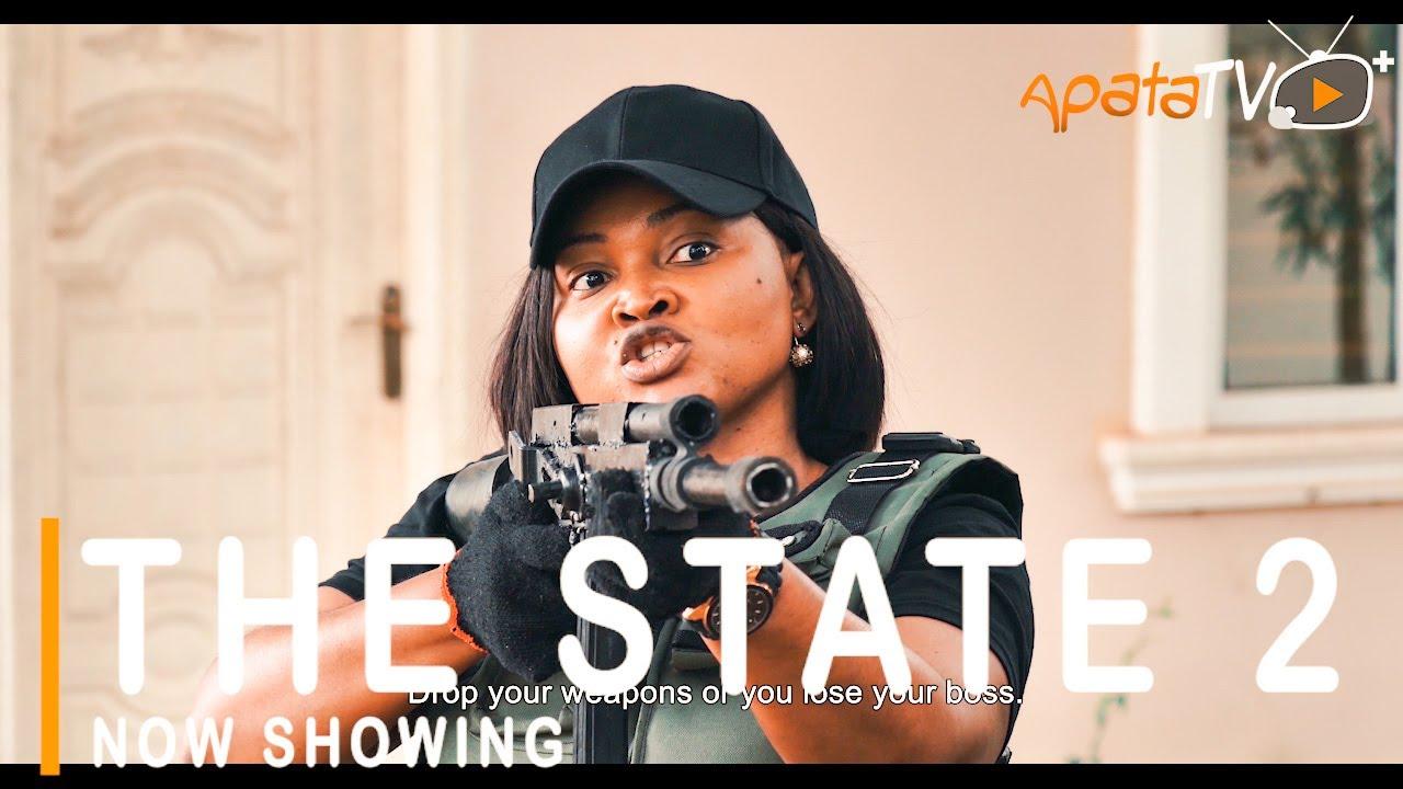 Download The State 2 Latest Yoruba Movie 2021 Drama Starring Femi Adebayo | Mercy Aigbe | Ibrahim Yekini